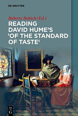 Reading David Hume   s  Of the Standard of Taste