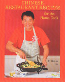 Download Chinese Restaurant Recipes for the Home Cook Book