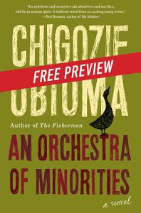 An Orchestra of Minorities    Free Preview Book