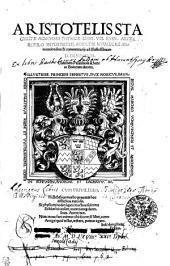 Aristotelis Stagyritae Acroases Physicae libri VIII.