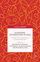 Economic Integration in Asia PDF