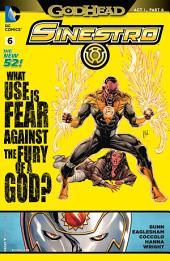 Sinestro (2014-) #6