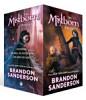 Mistborn Trilogy Tpb Boxed Set