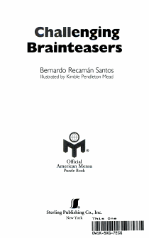 Challenging Brainteasers PDF