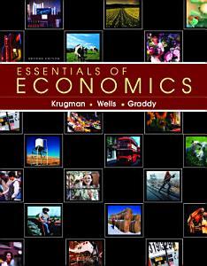Essentials of Economics Book