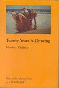 Twenty Years A Growing