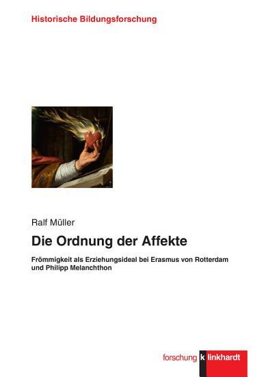 Die Ordnung der Affekte PDF