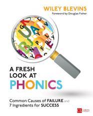 A Fresh Look at Phonics  Grades K 2 PDF