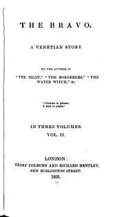 The Bravo: A Venetian Story, Volume 2