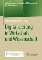 Digitalisierung in Wirtschaft und Wissenschaft PDF