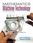 Mathematics for Machine Technology PDF