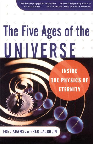 Download The Five Ages of the Universe Book