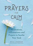 Prayers for Calm