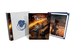 The Legend of Korra  the Art of the Animated Series  Book One  Air Deluxe Edition  Second Edition  PDF