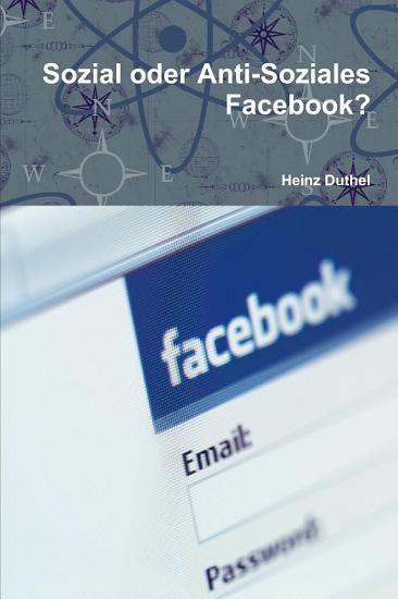 Sozial oder Anti Soziales Facebook  PDF