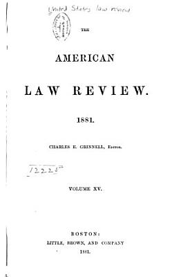 United States Law Review PDF