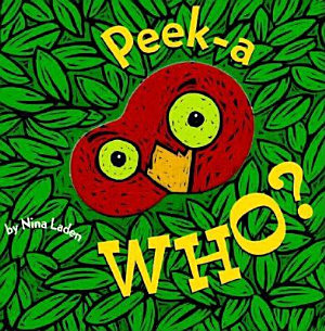 Peek A Who   Lift the Flap Books  Interactive Books for Kids  Interactive Read Aloud Books  Book
