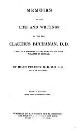 Memoirs of the life and writings of the Rev.---, D. D...