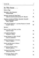 The Arnoldian PDF
