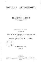 Popular Astronomy: Volume 1