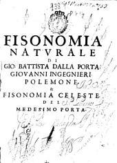 Della fisonomia dell'huomo