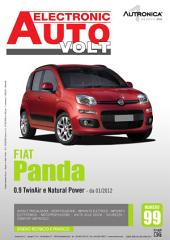 Manuale di elettronica Fiat Panda: 0.9 Twinair e Natural Power - EAV99