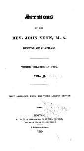 Sermons: Volume 2