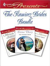 The Ramirez Brides Bundle: The Brazilian's Blackmailed Bride\The Disobedient Virgin