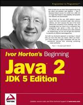 Ivor Horton's Beginning Java 2