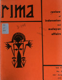 Review of Indonesian and Malayan Affairs