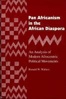 Pan Africanism in the African Diaspora PDF