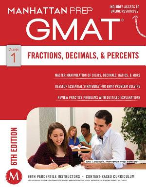 GMAT Fractions  Decimals    Percents