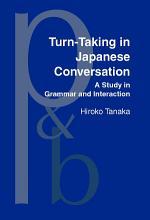 Turn Taking in Japanese Conversation PDF