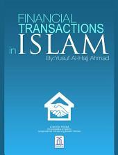 Financial Transactions In Islam: Encyclopaedia of Islamic Law