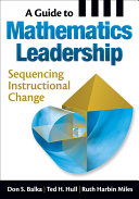 A Guide to Mathematics Leadership
