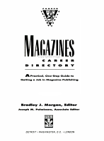 Magazines Career Directory PDF