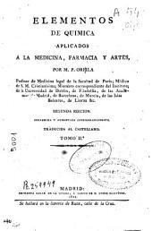 Elementos de química aplicada a la medicina, farmacia y artes: Volumen 2