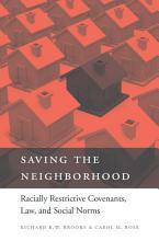 Saving the Neighborhood PDF