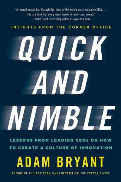 Download Quick and Nimble Book