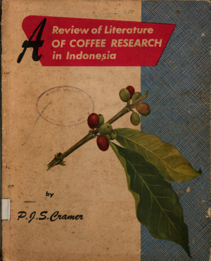 A Review of Literature of COFFEE RESEARCH in Indonesia