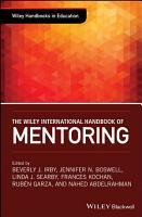 The Wiley International Handbook of Mentoring PDF