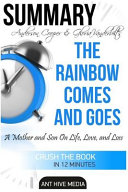 Summary Anderson Cooper   Gloria Vanderbilt S The Rainbow Comes And Goes