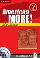 American More  Level 2 Teacher s Resource Pack with Testbuilder CD ROM Audio CD PDF
