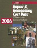 Repair & Remodeling Cost Data