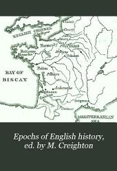 Epochs of English history, ed. by M. Creighton