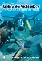 Underwater Archaeology PDF