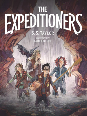 The Expeditioners and the Treasure of Drowned Man s Canyon