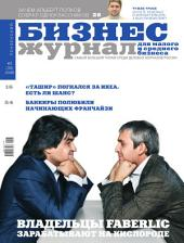 Бизнес-журнал, 2008/03: Пензенская область
