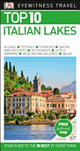 Italian Lakes   DK Top 10 Eye Witness Travel Guide PDF