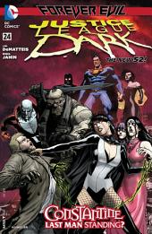 Justice League Dark (2011-) #24